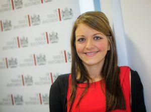 An Unlikely Dragon Tamer? Nottingham – Meet Healthy Food Entrepreneur Kirsty Henshaw