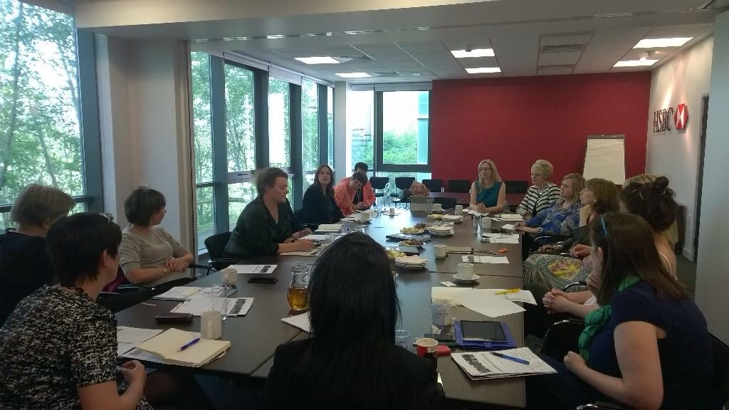 Part 1: Women in Leadership Roundtables -In Partnership with IoD, HSBC & Microsoft