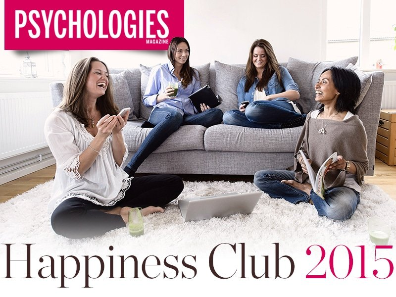 Spread A Little Happiness with Psychologies Magazine