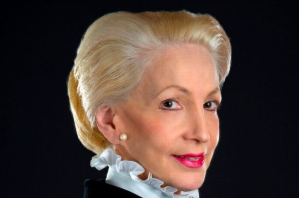 Lady Barbara Judge - People Skills