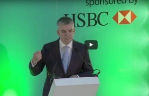 Video: James Cliffe from HSBC at our 2015 Award Ceremony