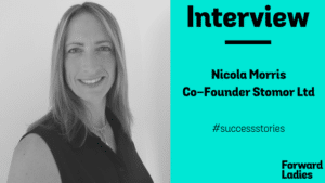 SUCCESS STORIES: AN INTERVIEW WITH NICOLA MORRIS OF STOMOR LTD