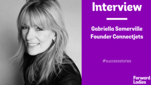 SUCCESS STORIES: AN INTERVIEW WITH GABRIELLA SOMERVILLE OF CONNECTJETS