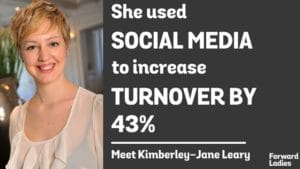 Meet The Woman Who Used Social Media And Branding To Increase Turnover By 43%