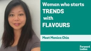 Meet the Woman Who Starts Trends with Flavours