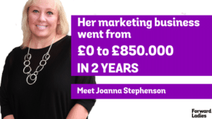 Meet the Woman Whose Marketing Business Went from £0 to £850,000 in Just 2 Years