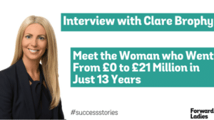 Meet the Woman who Went From £0 to £21 Million in Just 13 Years