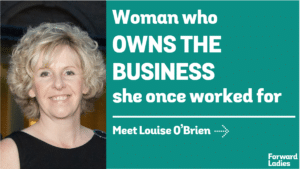 Meet the Woman Who Now Owns the Business She Once Worked For