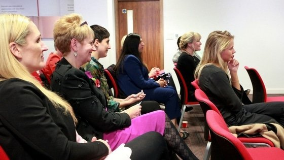 Woman's Perspective To Corporate Gender Networks