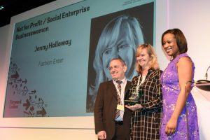 Success Stories: Jenny Holloway About Never Giving Up