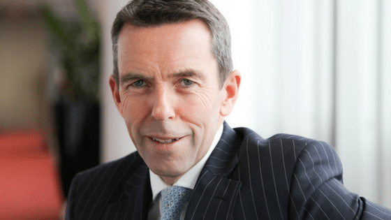 5 Minutes with HSBC UK, CEO, Ian Stuart