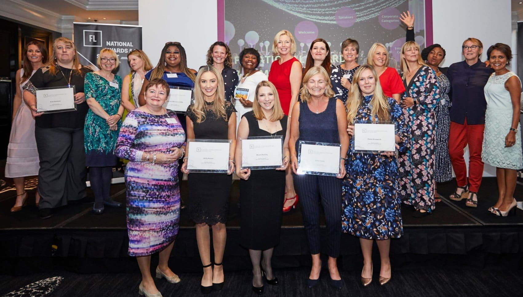 FL National Awards & Summit – North West, Wales & Ireland Regional Winners