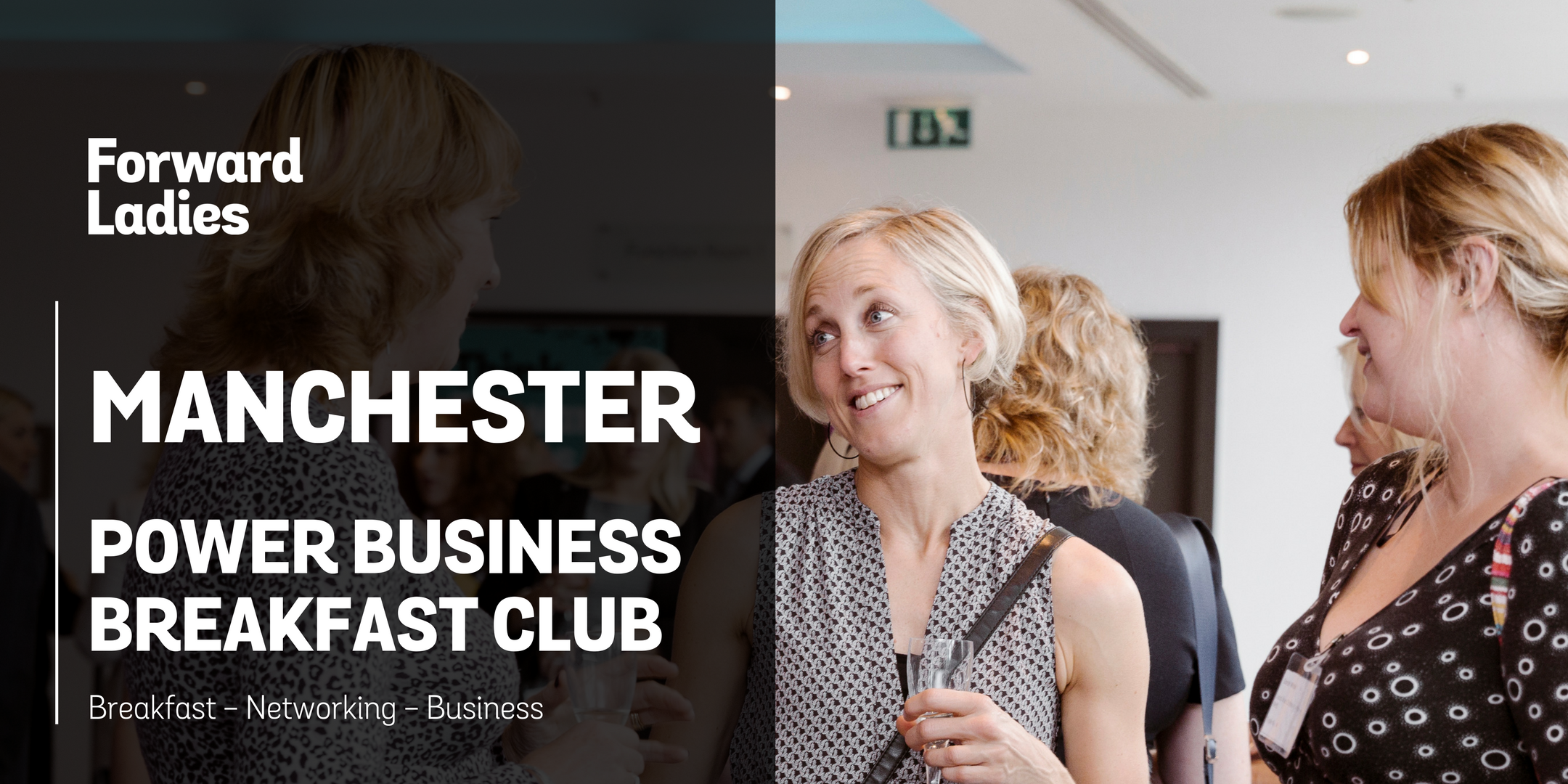 Forward Ladies Manchester Power Business Breakfast Club – December