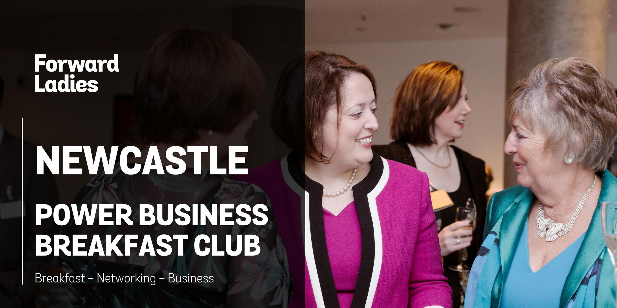 Newcastle Power Business Breakfast Club – December