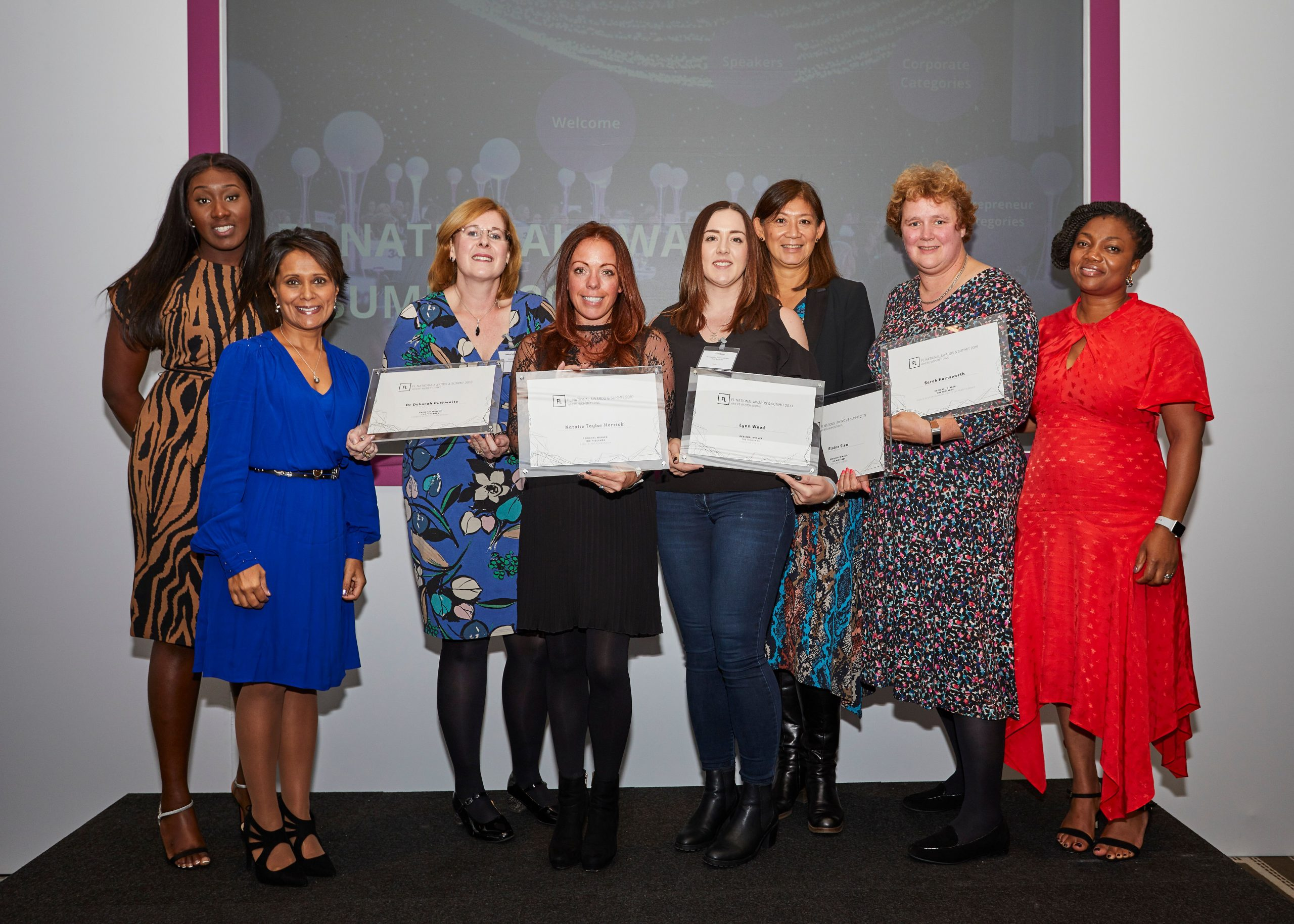 Forward Ladies Celebrates the Success of Business Women in Midlands