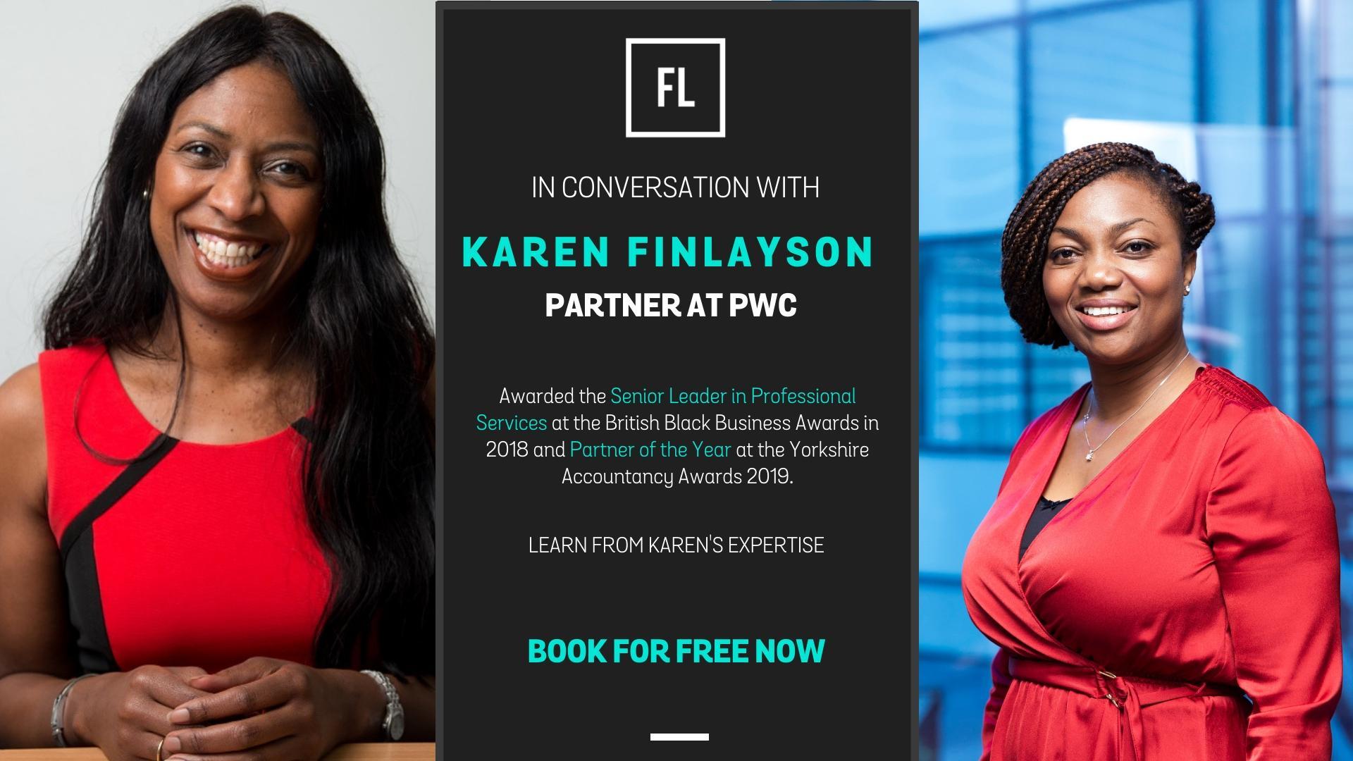 In Conversation With Karen Finlayson, How To Make Partner