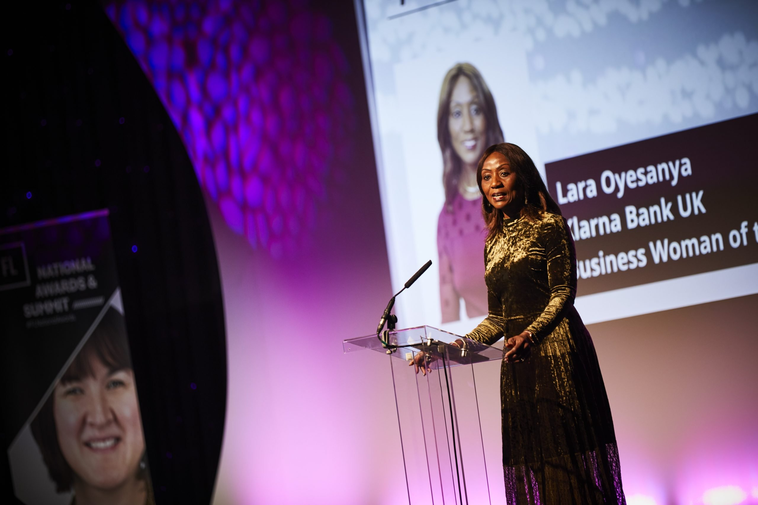 The UK's Top Business Women Have Been Recognised at The Prestigious Grand Final of The FL National Awards & Summit 2019
