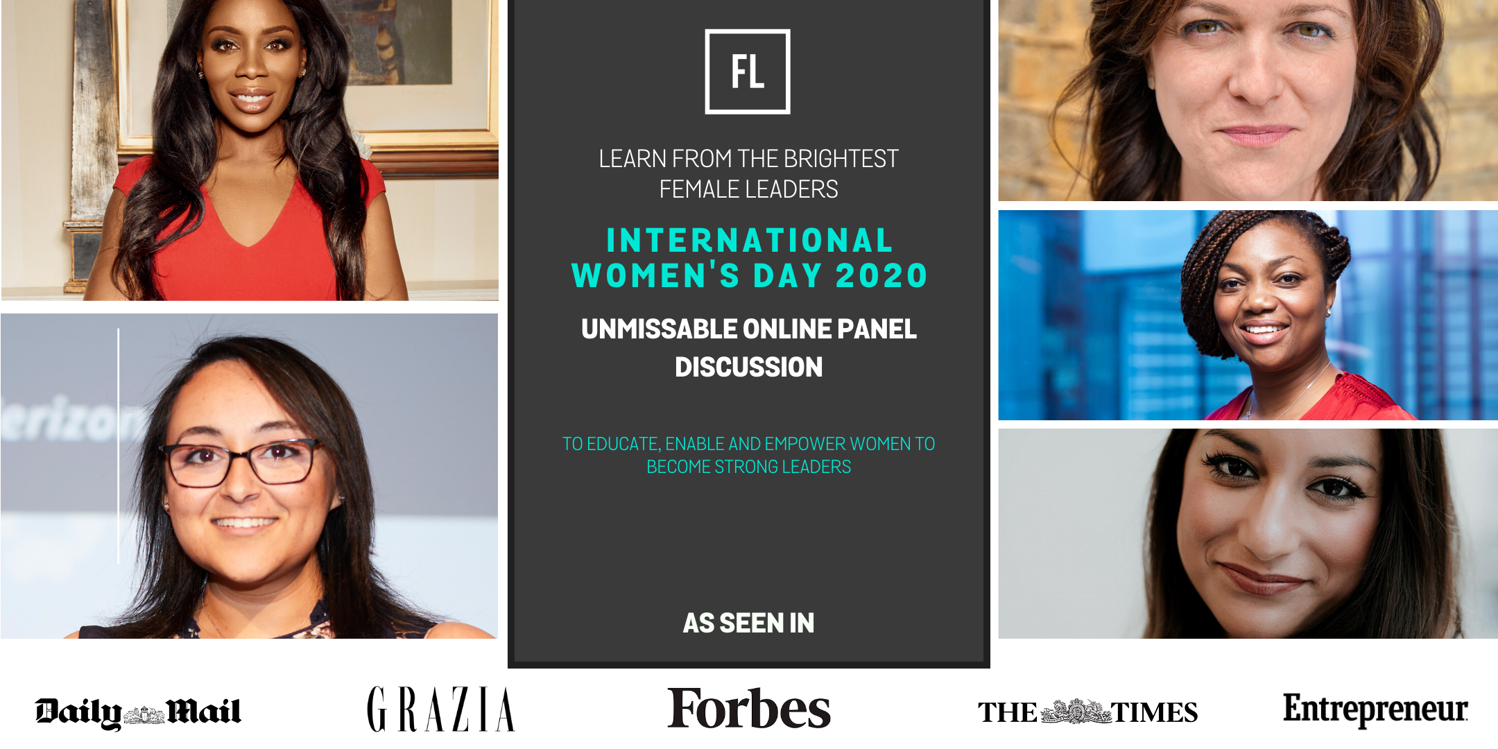 FREE Online Panel Discussion: Celebrating International Women's Day – Lessons From Female Leaders