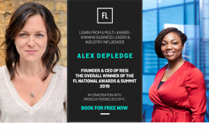 In Conversation with Alex Depledge, CEO Resi & Outstanding Business Woman of the Year 2019, FL National Awards & Summit