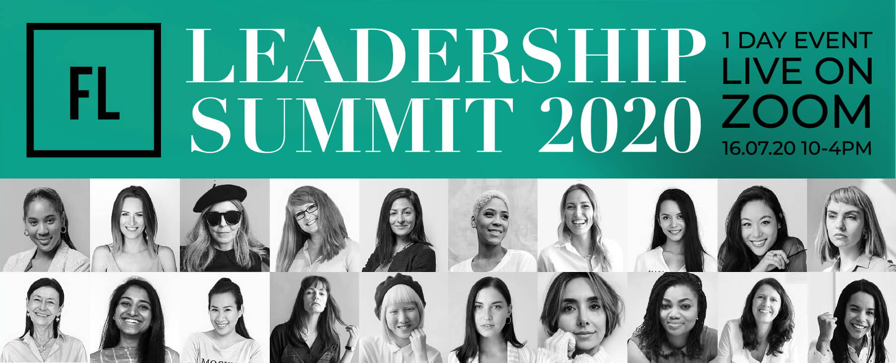 Your voice is needed: The Leadership Summit 2020