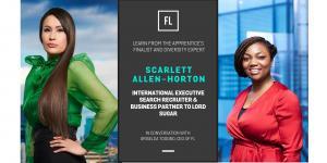 In Conversation With Scarlett Allen-Horton, The Apprentice Finalist