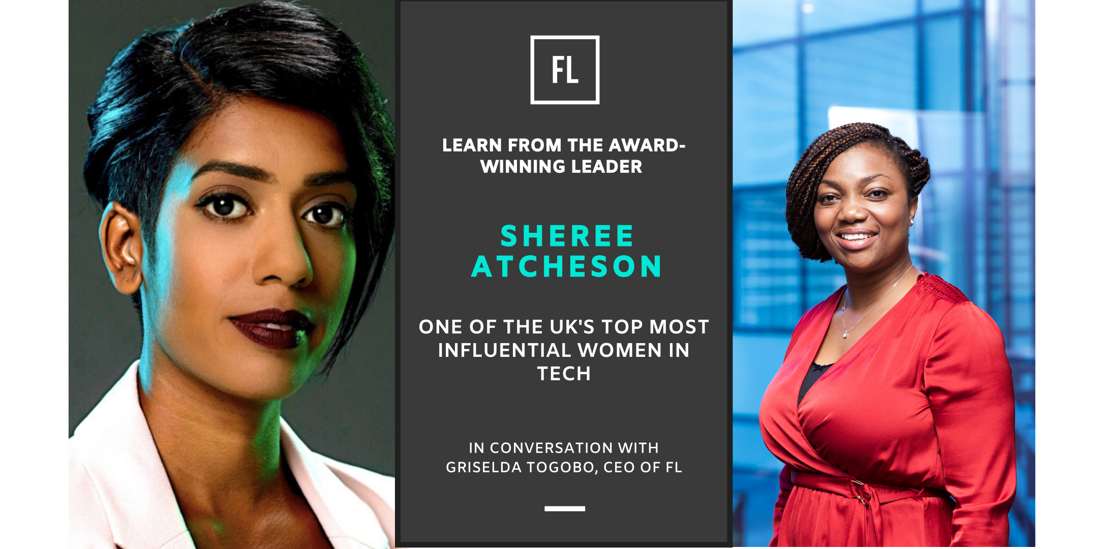 In Conversation With Sheree Atcheson, Top Most Influential Woman In Tech