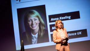 How To Advocate For Yourself: Anna Keeling, MD Boeing Defence UK