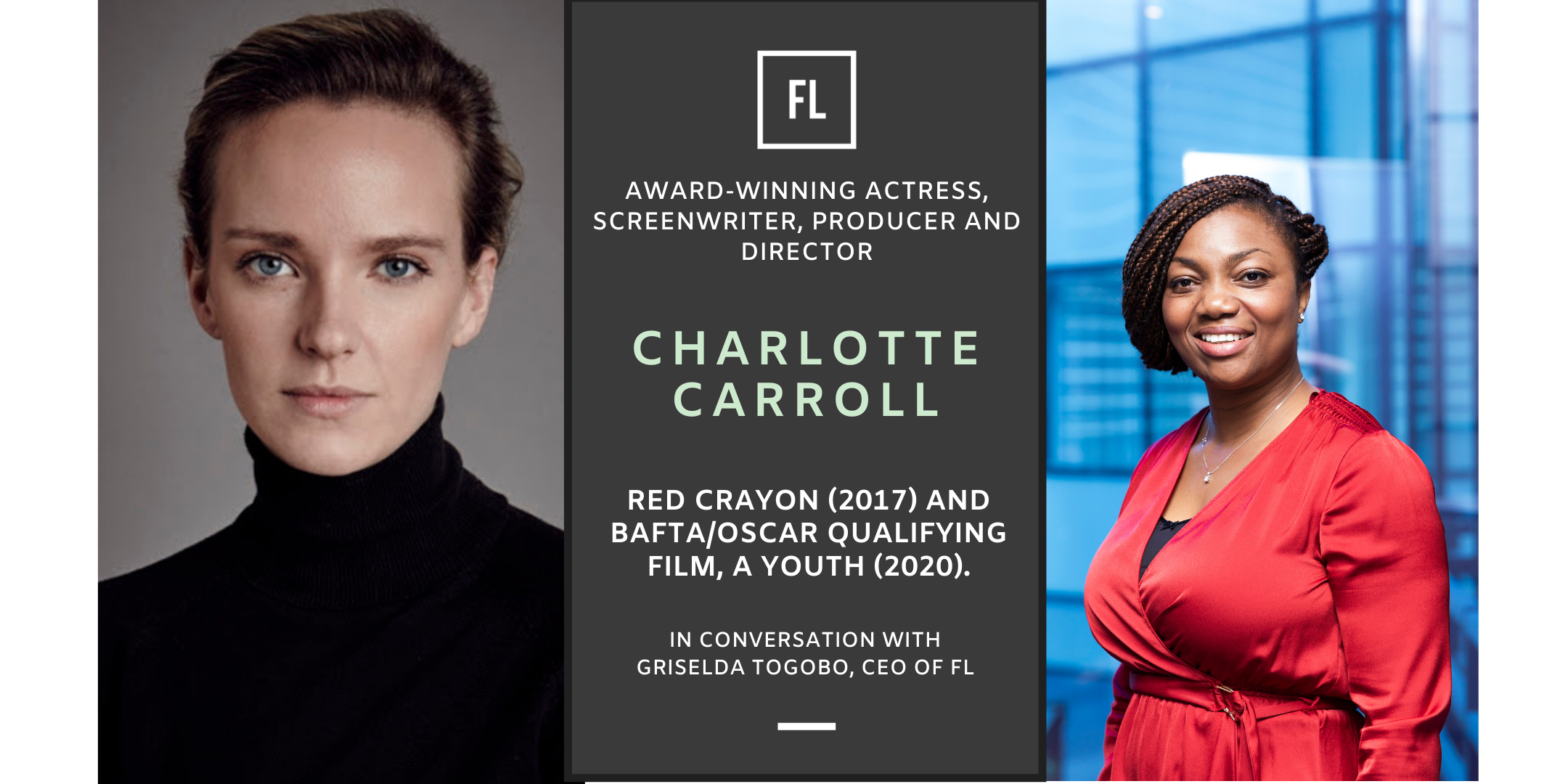 In Conversation With Charlotte Carroll – Award-Winning Actress