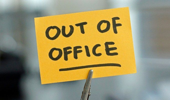 7 Steps To Writing An Effective 'Out Of Office' Message (Example Included)