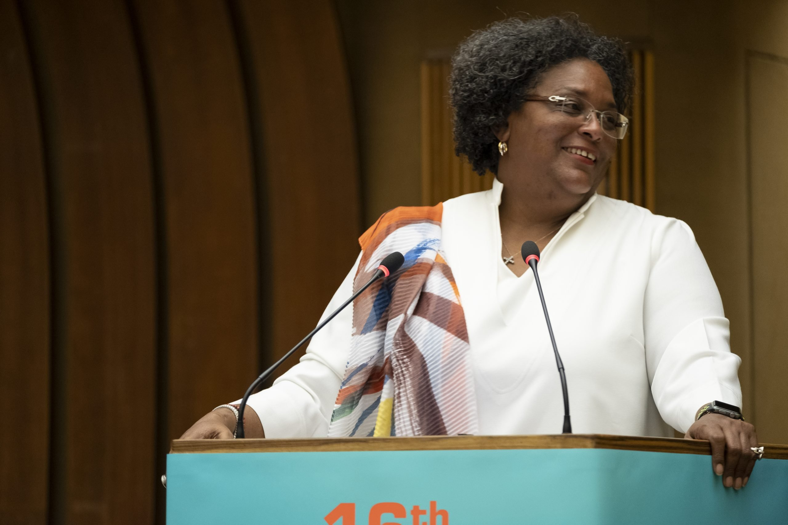 Two Women Of Barbados: How Singer Turned Businesswoman Rihanna and the Country's First Woman Prime Minister Mia Mottley Forged Their Paths